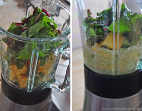 Rezept Smoothie Greenie