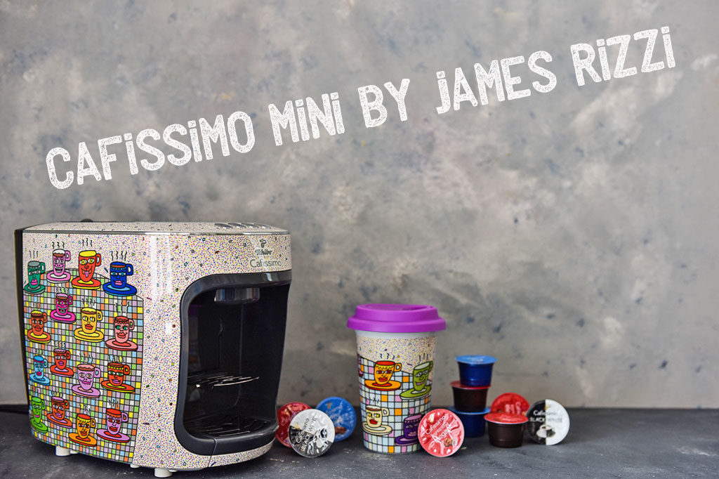 Cafissimo by James Rizzi