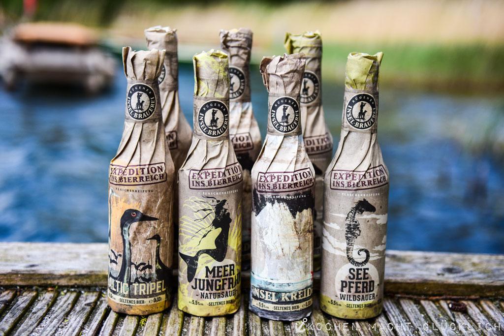 Craftbeer Rügener Insel-Brauerei