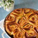 Rezept für Hefeschnecken frisch aus dem Ofen