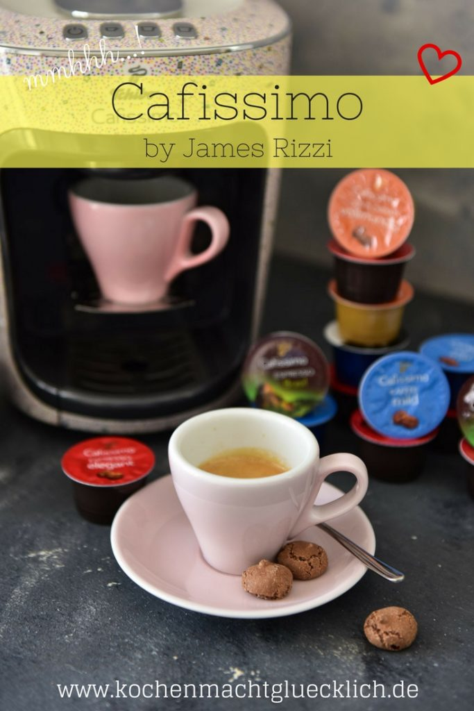 Cafissimo mini James Rizzi
