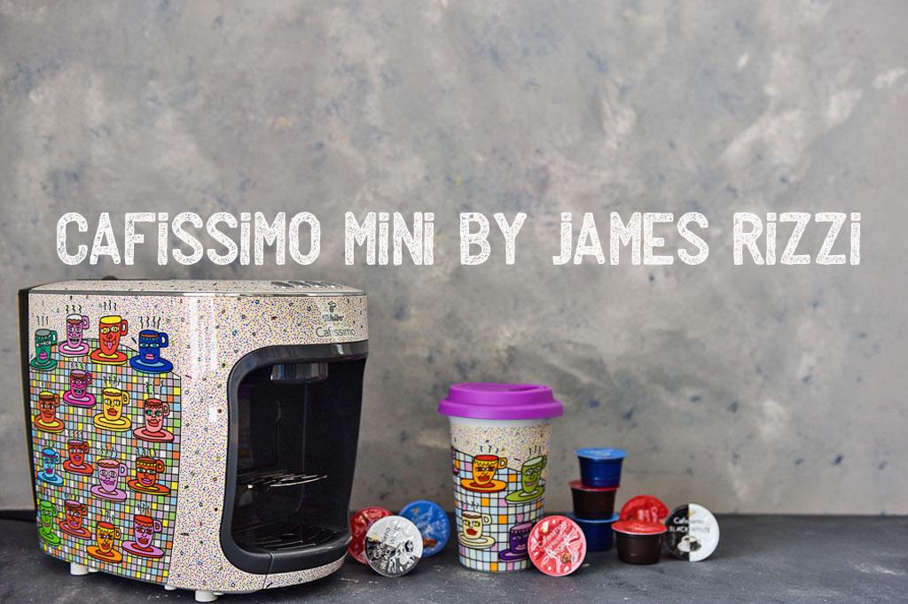 Cafissimo mini James Rizzi