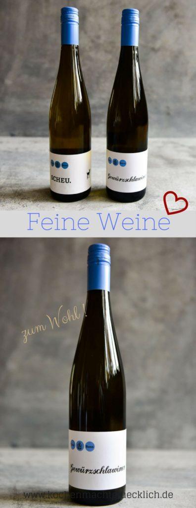 Feine Weine- diesmal von Lisa Bunn aus Rheinhessen