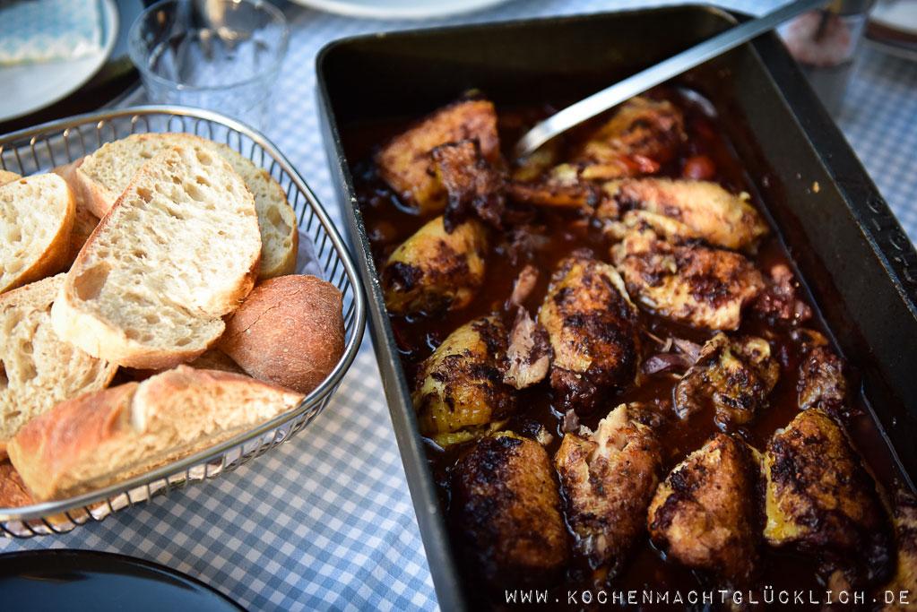 Rezept für Coq au Vin
