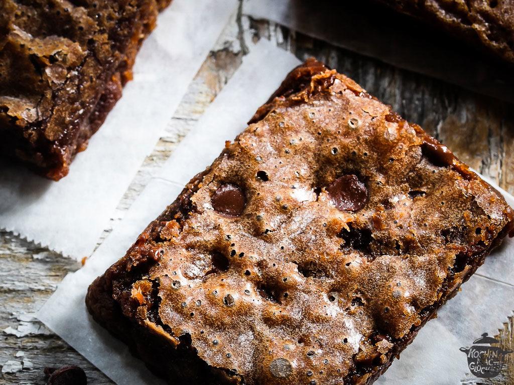 Rezept für Brownies