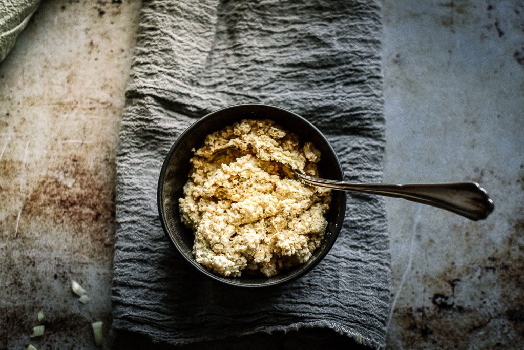 Hackbällchen aus dem Ofen