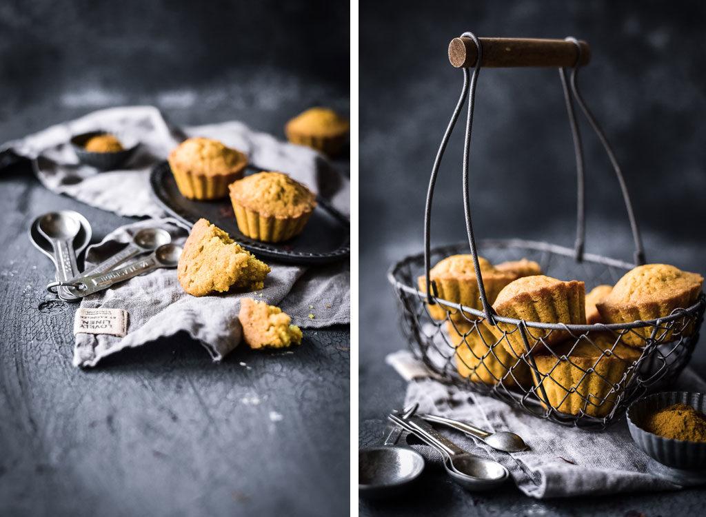 Kurkuma Latte Muffins