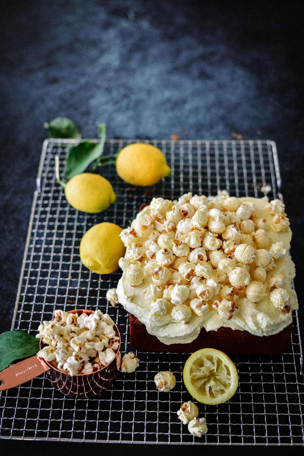 Zitronenkuchen Rezept