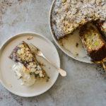 Rhabarber Mohn Kuchen