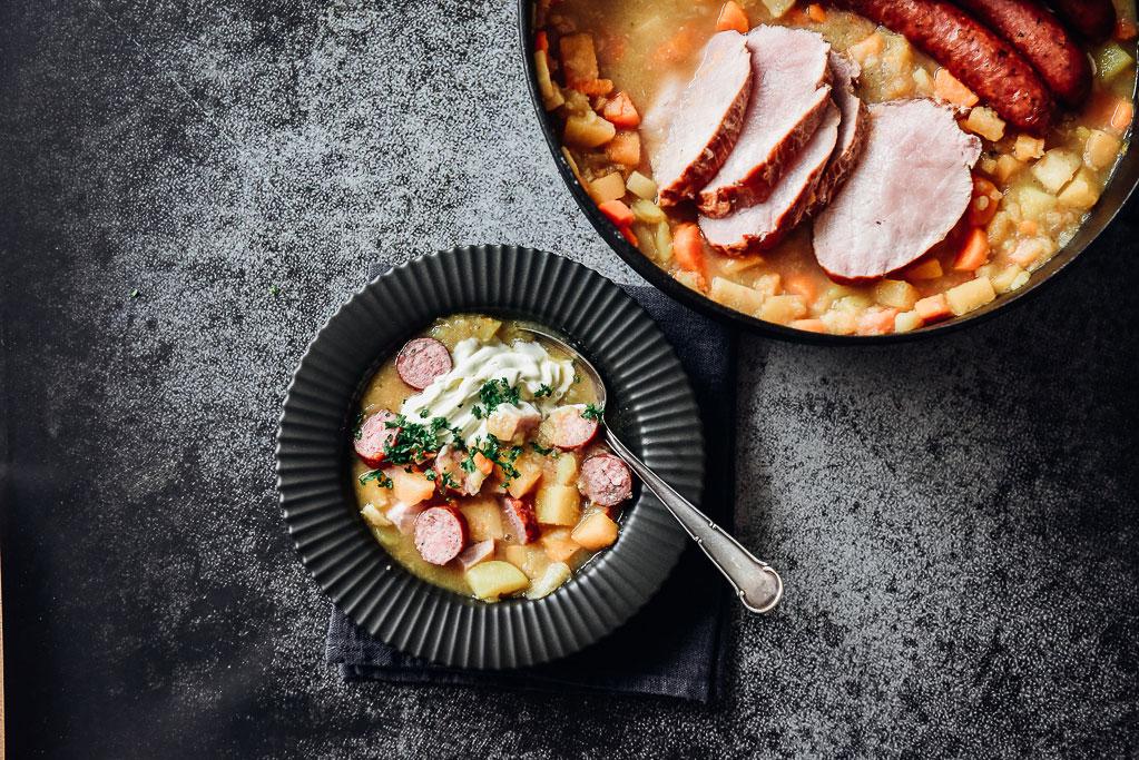 Soulfood Aus Dem Norden Steckrübeneintopf Kochen Macht Glücklich