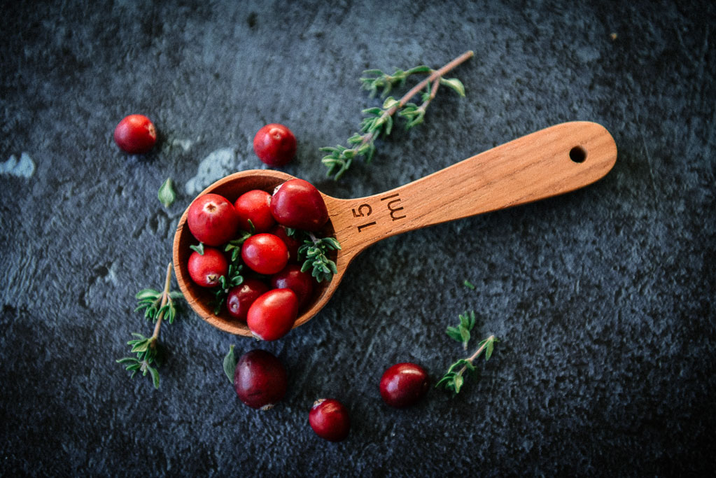Cranberry Muffins mit Buttermilch