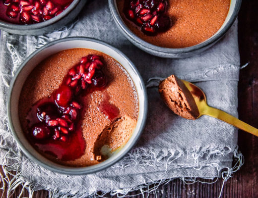 Rezept für Espresso Karamell Creme einfach und schnell. Gelingt immer! Mit Schritt für Schritt Anleitung und vielen Bildern