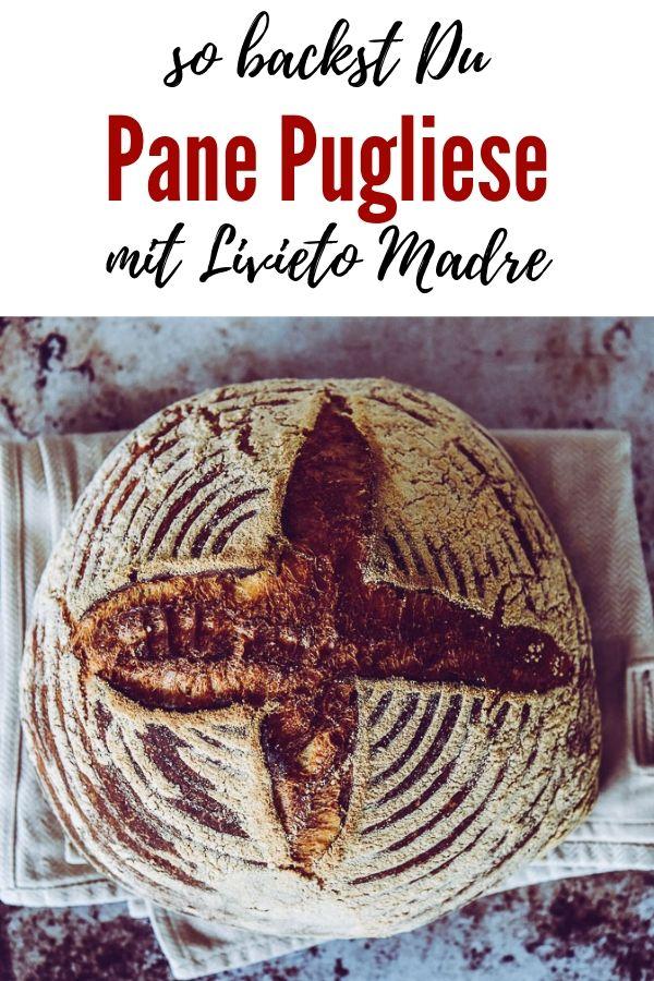 Rezept für Pane Pugliese mit Lievito Madre